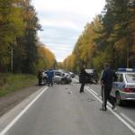 По вине 18-летнего водителя без прав один человек погиб, четверо травмированы