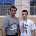 Серовские кикбоксеры заняли призовые места на областном турнире