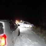 В ДТП с патрульным автомобилем пострадали четверо