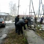 Коммунальщики и глава администрации Серова  побывали в холодных точках