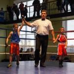 Юные боксеры в будущем могут принести славу нашему городу. Фото Кристины Петровой.