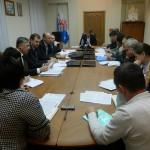 Гололед, долги и колонки обсуждали коммунальщики на совещании в администрации Серова