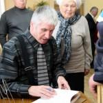 Серовец написал книгу о 34 годах политических репрессий