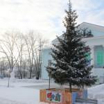 Сегодня открывается главная елка поселка Энергетиков