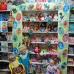 В Сосьве открылась выставка кукол
