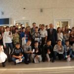 38 юных горожан получили паспорта