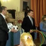 Депутат Серовской городской Думы Дмитрий Жуков привез подарки детям из школы-интерната