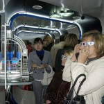 Серовчане смогут порулить виртуальным локомотивом