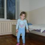 В понедельник держим кулачки за Кариночку - ей назначена операция