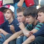В Серове у трех подростков наркополицейские изъяли курительные смеси