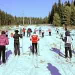 Вместе с Россией, Серов, - на лыжню!