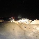 Водитель-бесправник протаранил отечественный «ВАЗ» и покалечил пассажирку