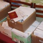 В Серове за талоном на оформление загранпаспорта приходят в 5 утра