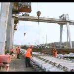 На железной дороге в Серове вор пытался похитить 300 килограммов металла