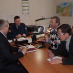 Региональный совет ветеранов ГУФСИН и администрация Сосьвы договорились о сотрудничестве