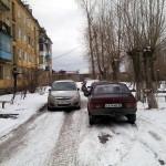 Как хочу, так и паркуюсь?
