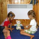 Серовский Дом ребенка получил теплые подарки от «Итеры»