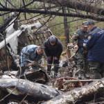 По украшениям определили восьмерых пассажиров Ан-2