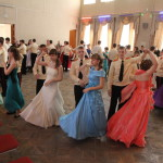 Выпускники Серовского кадетского корпуса передали младшим традиции братства