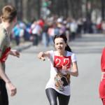 """Эстафета в Серове. Фото : газета """"Глобус""""."""