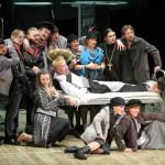 Последняя в сезоне премьера Серовской драмы показала жизненный