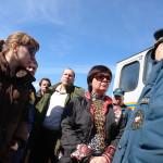 Родственники пассажиров Ан-2 отправились на место падения самолета (ФОТО)