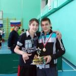 Юный серовский теннисист Сергей Размыслов победил в областном турнире