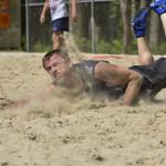 Серовчане заняли третье место на этапе чемпионата области по пляжному волейболу