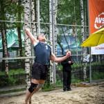 Серовчане выступили на Чемпионате области по пляжному волейболу