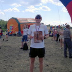 Серовчанин Антон Головин стал призером горного марафона