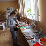В библиотеках Серова открылись интересные выставки