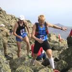 21 км в гору Антон Головин преодолел за 1 час 46 минут 10 секунд. Фото: Владимир Суворин.
