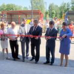 В Серове открыли садик нового поколения