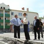 В Серове с рабочим визитом побывал министр ЖКХ Николай Смирнов