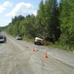 Жители Североуральска пострадали в ДТП на автодороге Краснотурьинск - Марсяты