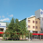 завод ферросплавов в Серове.
