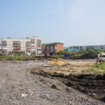 """Новый детский сад на улице Короленко появится не ранее, чем через год. Фото: Екатерина Баязитова, """"Глобус"""""""