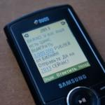 Серовчанам приходят СМС от мошенников и навязчивая реклама на сотовые телефоны