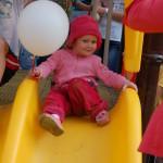 Серовский метзавод подарил детям замечательный игровой комплекс