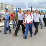 Серовские десантники готовятся отметить свой праздник