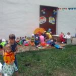 В Кошае весело прошло празднование Дня села