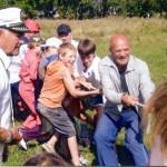 Серовский пенсионер организовал cадовую спартакиаду