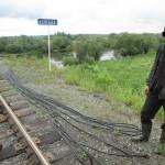 Серовские правоохранители передали в суд дело о краже цветных металлов с железной дороги