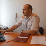 И.о. главы транспортного следственного ведомства региона провел прием в Серове