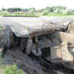 На ремонт моста в деревне Мишино Сосьвинского округа потратят 777 тысяч рублей