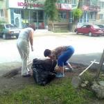 Серов участвует во Всероссийском экологическом субботнике