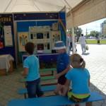 На Преображенской площади Серова открылась православная выставка-ярмарка