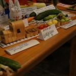 В Серове прошла выставка цветов и плодов садоводов-железнодорожников