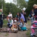 25 августа в Серове прошла благотворительная акция в помощь бездомным животным «Открой свое сердце».