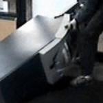 И сколько в нем было?.. В Волчанске украли банкомат